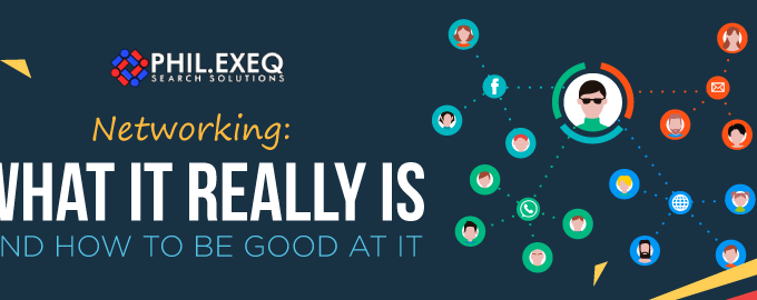 Networking: What it Really Is and How to Be Good at It (Infographic)