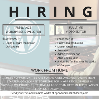 VIDEO EDITOR | WORDPRESS DEVELOPER